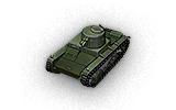 VAE Type B - China (Tier 2 Light tank)