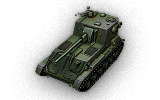 SU-76G FT - China (Tier 4 Tank destroyer)