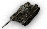 T-34/100 - Czech (Tier 7 Medium tank)