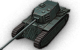 ARL 44 - France (Tier 6 Heavy tank)