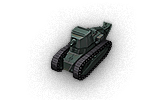 FT BS - France (Tier 2 Self-propelled gun)
