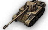 Skorpion G - Germany (Tier 8 Tank destroyer)