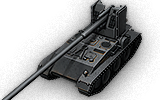 Grille 15 - Germany (Tier 10 Tank destroyer)