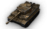 Tiger 131 - Germany (Tier 6 Heavy tank)