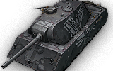 Mauerbrecher - Germany (Tier 8 Heavy tank)