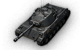 HWK 30 - Germany (Tier 8 Light tank)