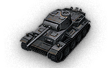 VK 36.01 H - Germany (Tier 6 Heavy tank)