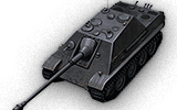 JPanther - Germany (Tier 7 Tank destroyer)
