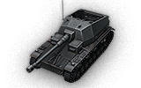Dicker Max - Germany (Tier 6 Tank destroyer)