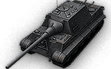 Jagdtiger - Germany (Tier 9 Tank destroyer)