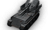 G.W. Panther - Germany (Tier 7 Self-propelled gun)