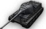 Löwe - Germany (Tier 8 Heavy tank)