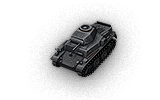 Pz. I C - Germany (Tier 3 Light tank)