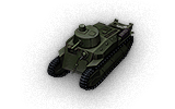 I-Go/Chi-Ro - Japan (Tier 2 Medium tank)