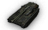 UDES 15/16 - Sweden (Tier 10 Medium tank)