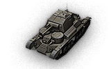 Cruiser I - Uk (Tier 2 Light tank)