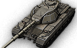 Conqueror - Uk (Tier 9 Heavy tank)