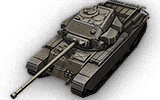 Centurion 7/1 - Uk (Tier 9 Medium tank)