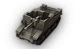 Sexton II - Uk (Tier 3 Self-propelled gun)