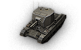 Bishop - Uk (Tier 5 Self-propelled gun)