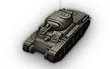 Sentinel - Uk (Tier 4 Medium tank)