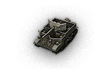UC 2-pdr - Uk (Tier 2 Tank destroyer)
