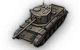 Challenger - Uk (Tier 7 Tank destroyer)