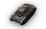 Cruiser III - Uk (Tier 2 Light tank)