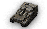 FV304 - Uk (Tier 6 Self-propelled gun)