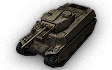T1 Heavy - Usa (Tier 5 Heavy tank)