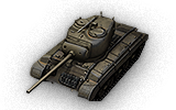 T25 Pilot 1 - Usa (Tier 8 Medium tank)