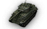 Thunderbolt - Usa (Tier 6 Medium tank)