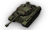 Eagle 7 - Usa (Tier 7 Medium tank)