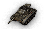 T78 - Usa (Tier 6 Tank destroyer)