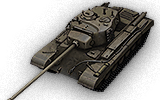 T32 - Usa (Tier 8 Heavy tank)