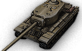 T34 - Usa (Tier 8 Heavy tank)