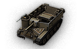M37 - Usa (Tier 4 Self-propelled gun)