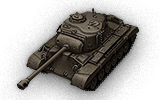 Pershing - Usa (Tier 8 Medium tank)