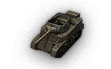 M8A1 - Usa (Tier 4 Tank destroyer)