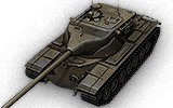 T57 Heavy - Usa (Tier 10 Heavy tank)