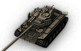T26E4 - Usa (Tier 8 Medium tank)