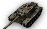 T110E4 - Usa (Tier 10 Tank destroyer)