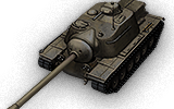 T110E3 - Usa (Tier 10 Tank destroyer)