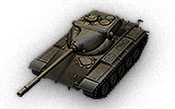 T69 - Usa (Tier 8 Medium tank)