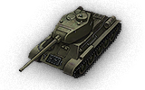 T-34-85 - Ussr (Tier 6 Medium tank)