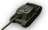 ISU-130 - Ussr (Tier 8 Tank destroyer)