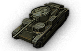 T-28E F-30 - Ussr (Tier 4 Medium tank)