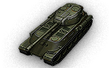 IS-M - Ussr (Tier 8 Heavy tank)