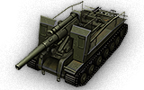 S-51 - Ussr (Tier 7 Self-propelled gun)
