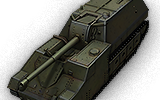 SU-14-2 - Ussr (Tier 8 Self-propelled gun)